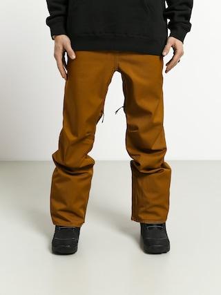 Spodnie snowboardowe L1 Premium Goods Slim Chino (tobacco)