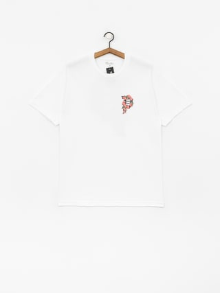 T-shirt Primitive Dirty P Glitch (white)