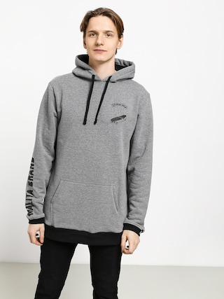 Bluza z kapturem Malita In Skate We Trust (grey)