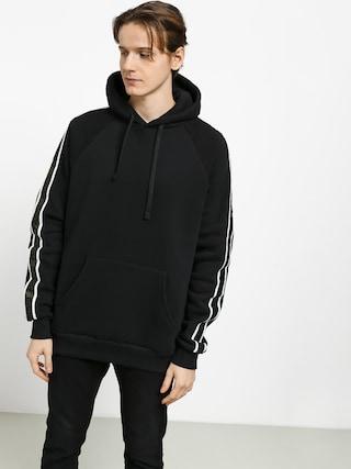 Bluza z kapturem Prosto Band HD (black)