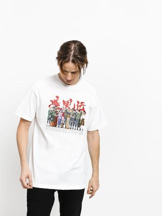 T-shirt Primitive Leaf Village (white)