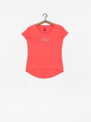 T-shirt Prosto Badu (light pink)