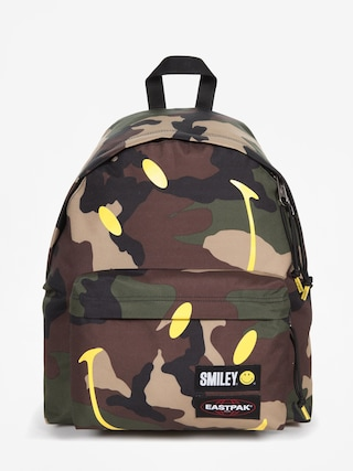Plecak Eastpak Padded Pak R x Smiley (smile camo)