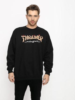 Bluza Thrasher Calligraphy (black)