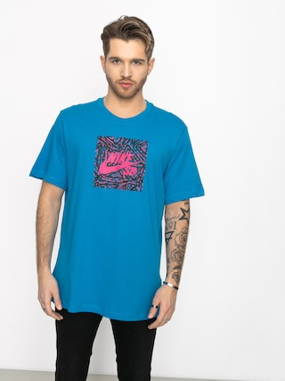 T-shirt Nike SB Sb (laser blue/watermelon)