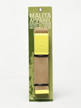 Pasek Malita Comb (yellow/beige)