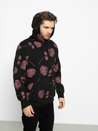 Bluza z kapturem Primitive Rosemead HD (black)