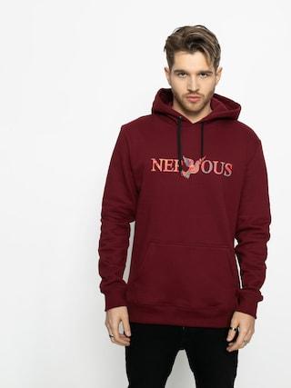 Bluza z kapturem Nervous Classic Acd HD (maroon)