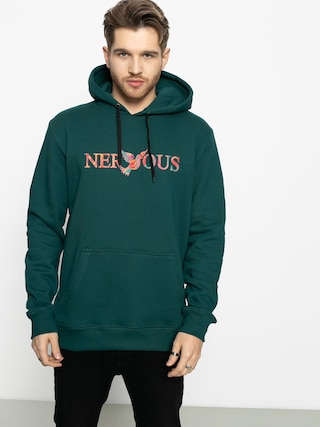 Bluza z kapturem Nervous Classic Acd HD (spurce)