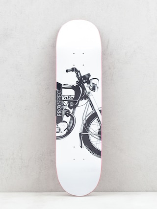 Deck Plan B Cole Motorin (white/black)