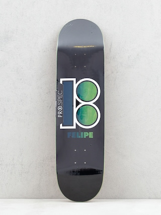 Deck Plan B Black Out Felipe (black)