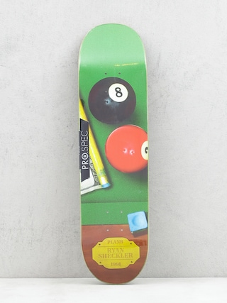 Deck Plan B Sheckler Sureshot (green/brown)