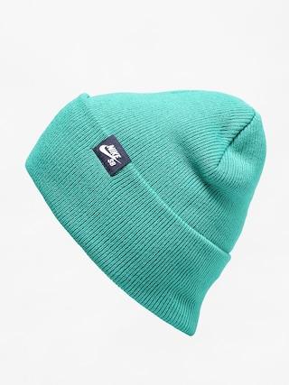 Czapka zimowa Nike SB Utility Beanie (neptune green/white)