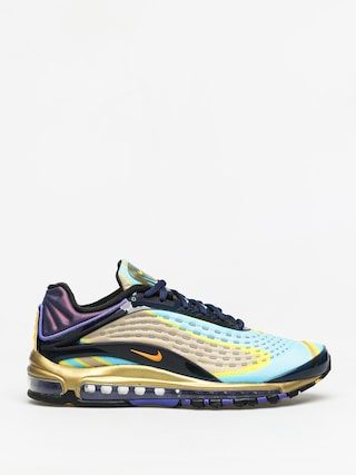 Buty Nike Air Max Deluxe (midnight navy/laser orange)