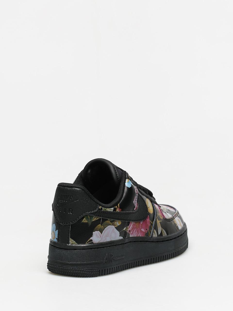 Buty Nike Air Force 1 07 Lxx Wmn (blackblack black metallic