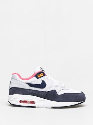 Buty Nike Air Max 1 Wmn (white/midnight navy pure platinum)