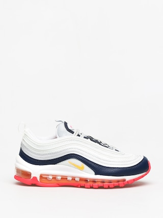 Buty Nike Air Max 97 Wmn (pure platinum/laser orange midnight navy)