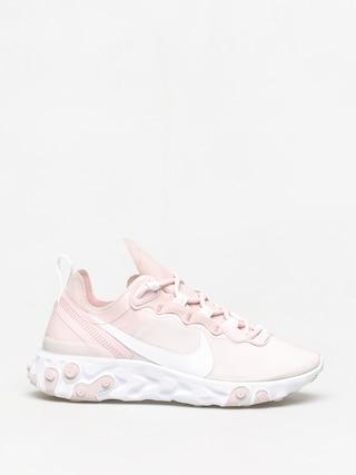 Buty Nike React Element 55 Wmn (pale pink/white white pale pink)