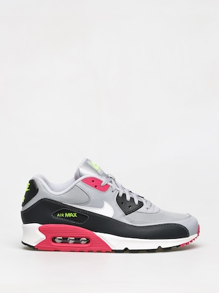 Buty Nike Air Max 90 Essential (wolf grey/white rush pink volt)