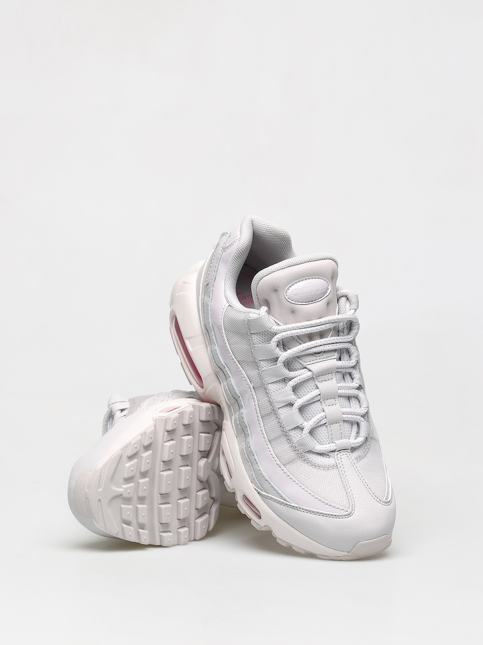 Buty Nike Air Max 95 Special Edition Wmn (vast greypsychic pink summit white)