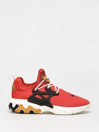 Buty Nike React Presto (habanero red/black wheat sail)
