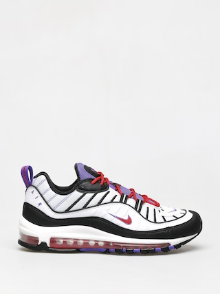 Buty Nike Air Max 98 (white/black psychic purple)