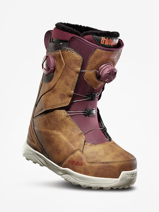 Buty snowboardowe ThirtyTwo Lashed Double Boa Wmn (brown)