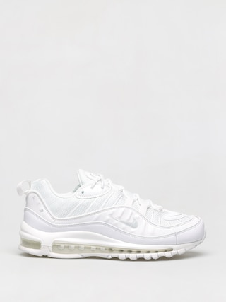 Buty Nike Air Max 98 (white/pure platinum black reflect silver)