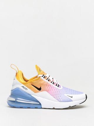 Buty Nike Air Max 270 Wmn (university gold/black university blue)