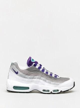 Buty Nike Air Max 95 Lv8 (white/court purple emerald green)