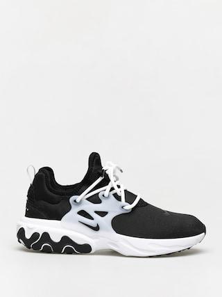 Buty Nike React Presto (black/black white)