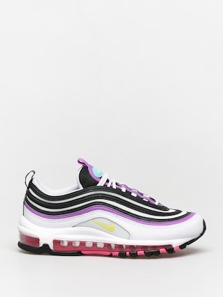 Buty Nike Air Max 97 Wmn (white/dynamic yellow bright violet)