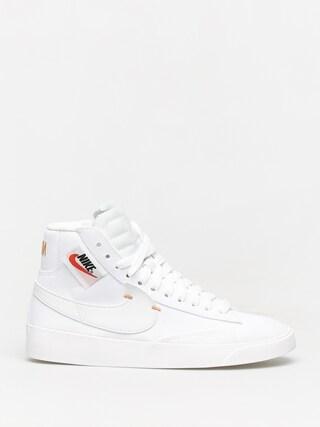 Buty Nike Blazer Mid Rebel Wmn (white/platinum tint summit white)