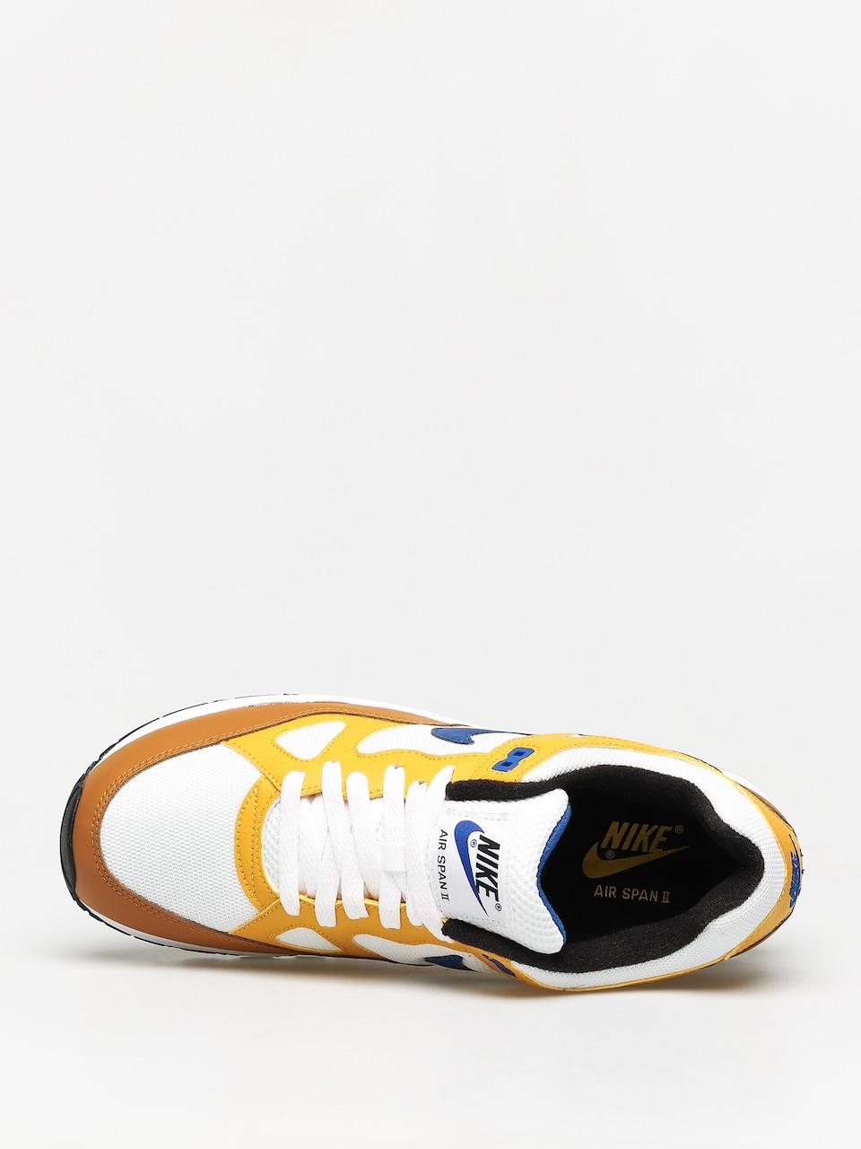 Buty Nike Air Span II (yellow ochreindigo force desert ochre)