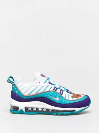 Buty Nike Air Max 98 Wmn (court purple/terra blush spirit teal)