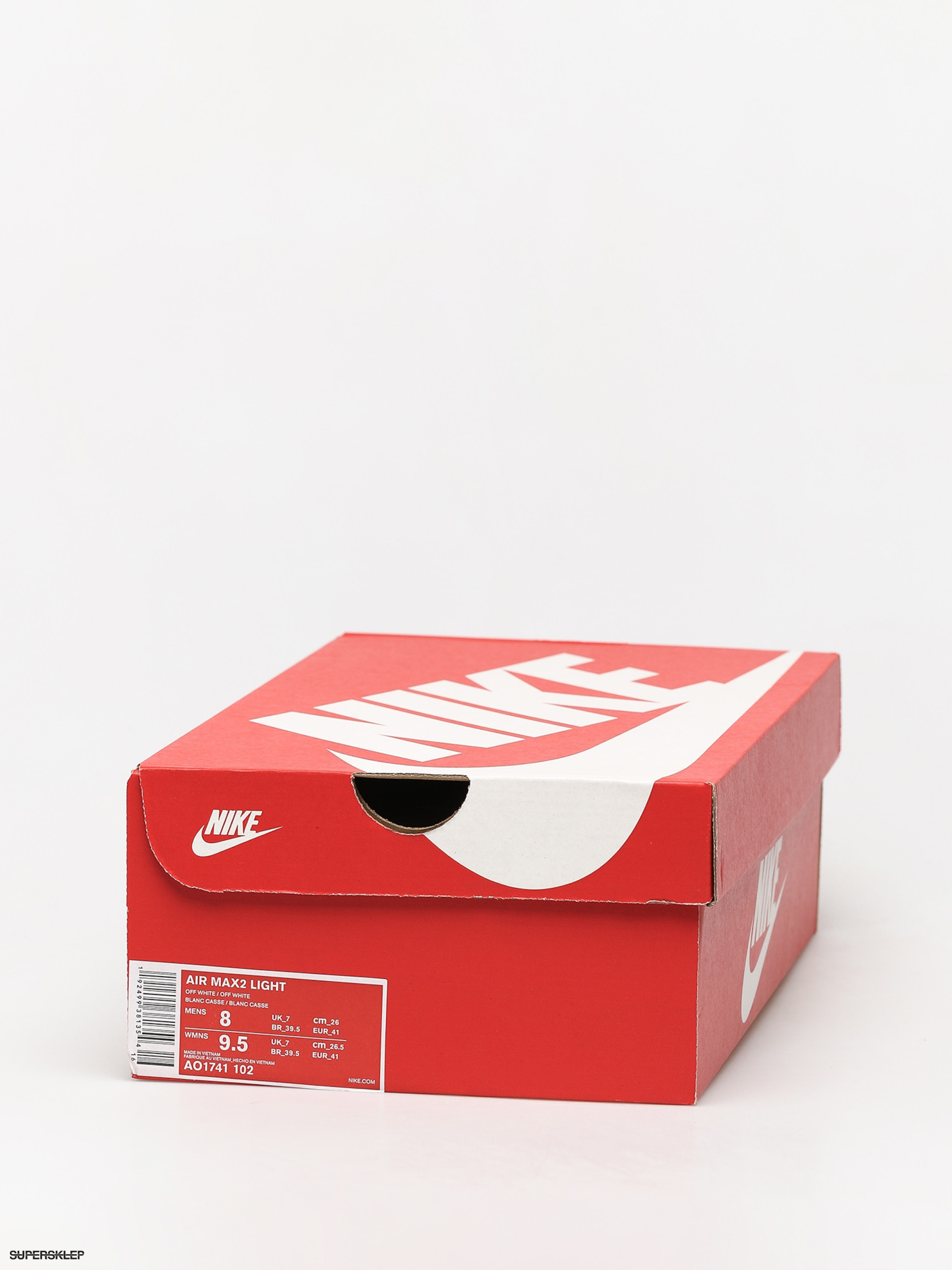 Nike Air Max2 Light Off White (AO1741 102)
