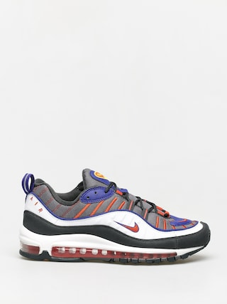 Buty Nike Air Max 98 (gunsmoke/team orange laser orange white)