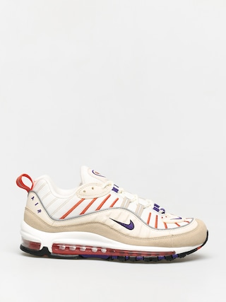 Buty Nike Air Max 98 (sail/court purple light cream desert ore)