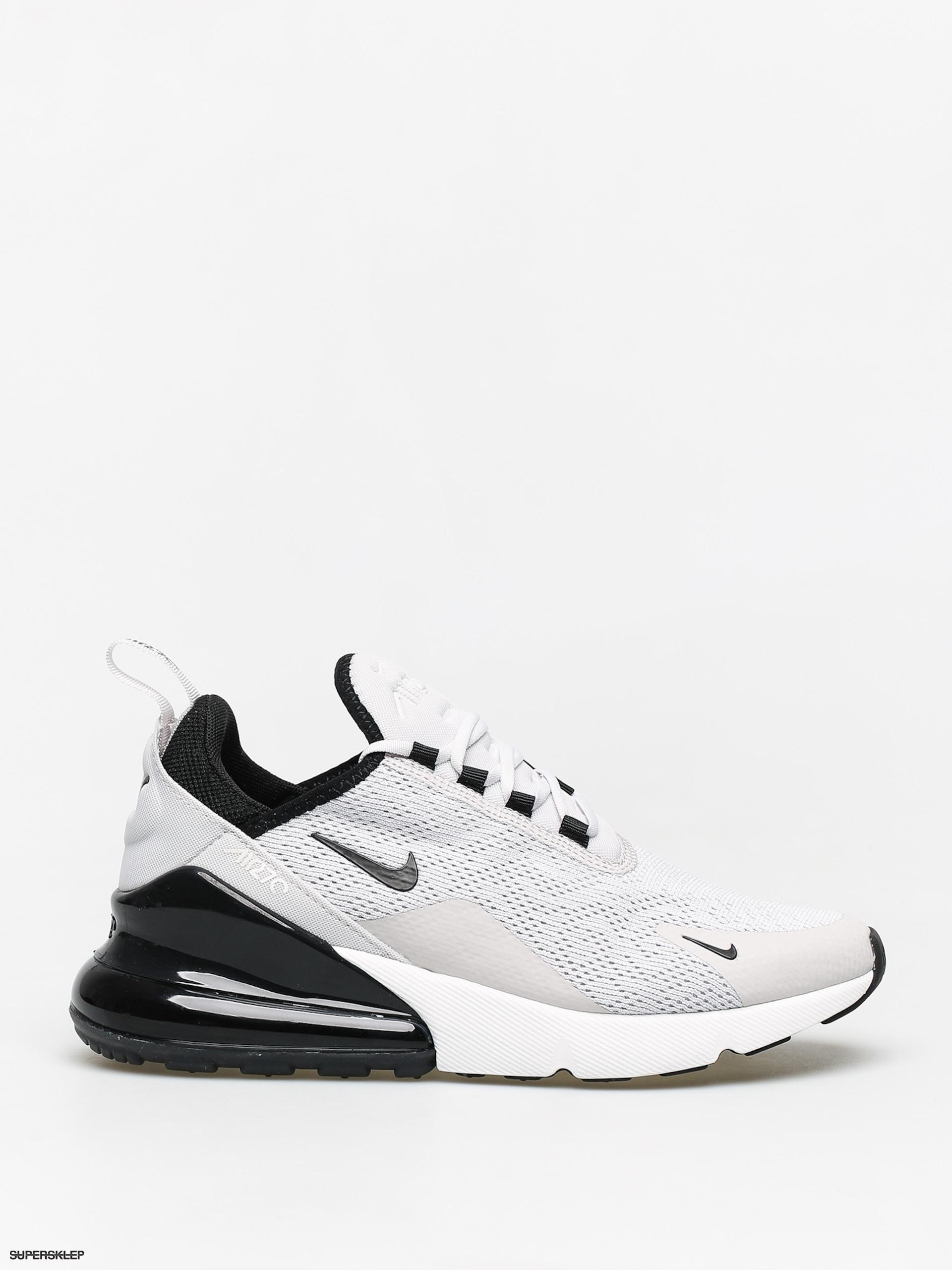 Buty Nike Air Max 270 Wmn (vast greyblack black)