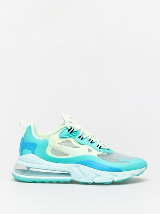 Buty Nike Air Max 270 React (hyper jade/frosted spruce barely volt)