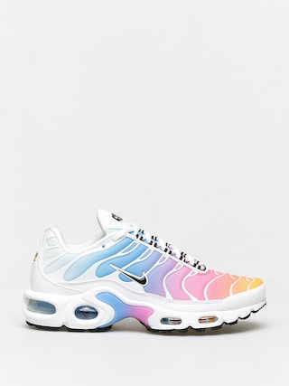 Buty Nike Air Max Plus Wmn (white/black university blue psychic pink)
