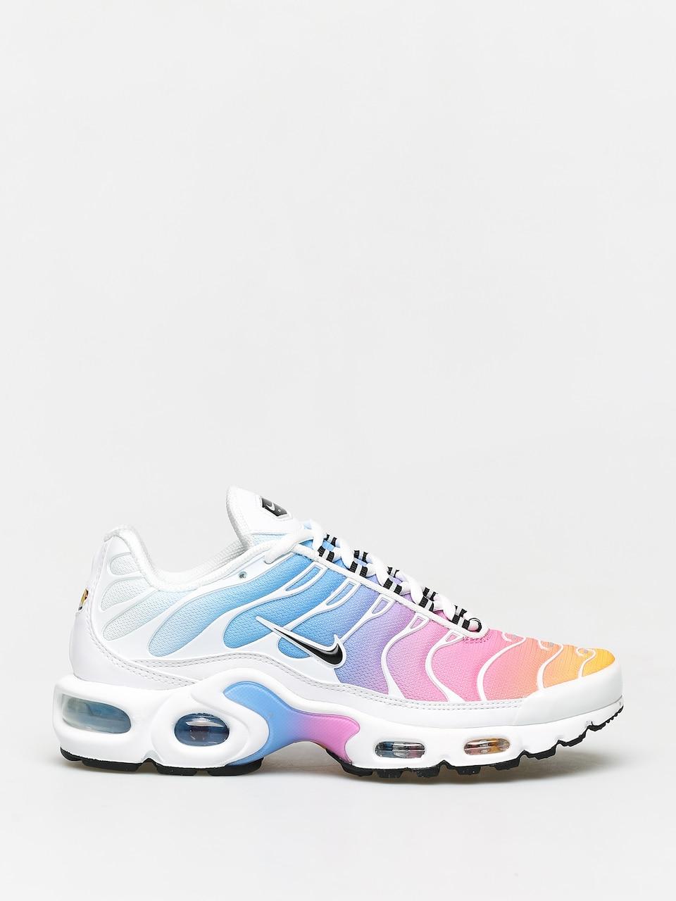 Buty Nike Air Max Plus Wmn (whiteblack university blue