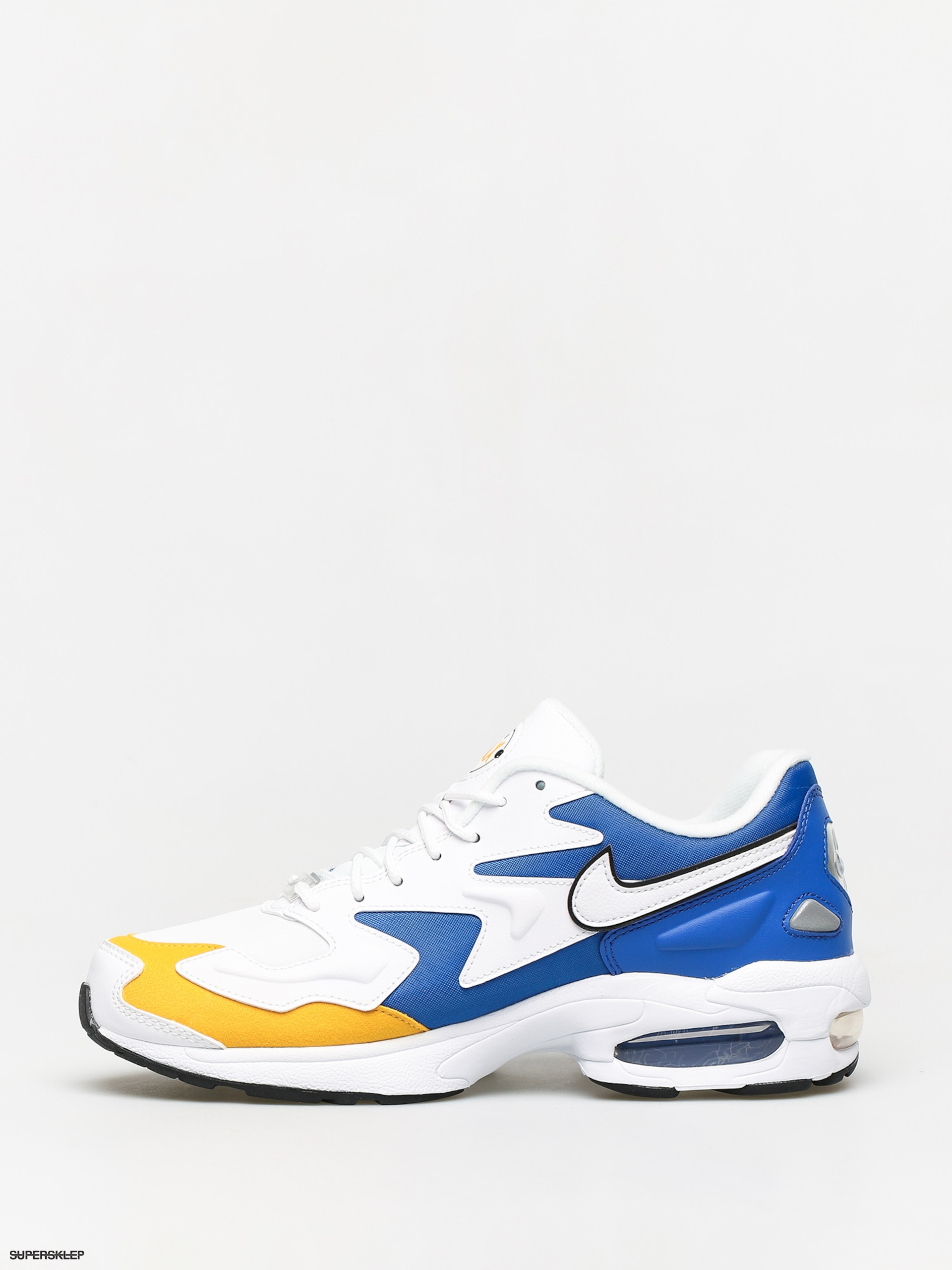 Buty NIKE Air Max2 Light Prm BV0987 102 WhiteWhiteUniversity Gold