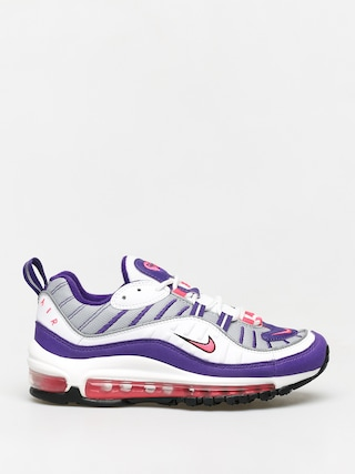 Buty Nike Air Max 98 Wmn (white/racer pink reflect silver black)