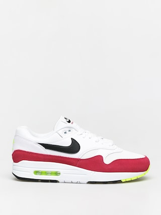 Buty Nike Air Max 1 (white/black volt rush pink)