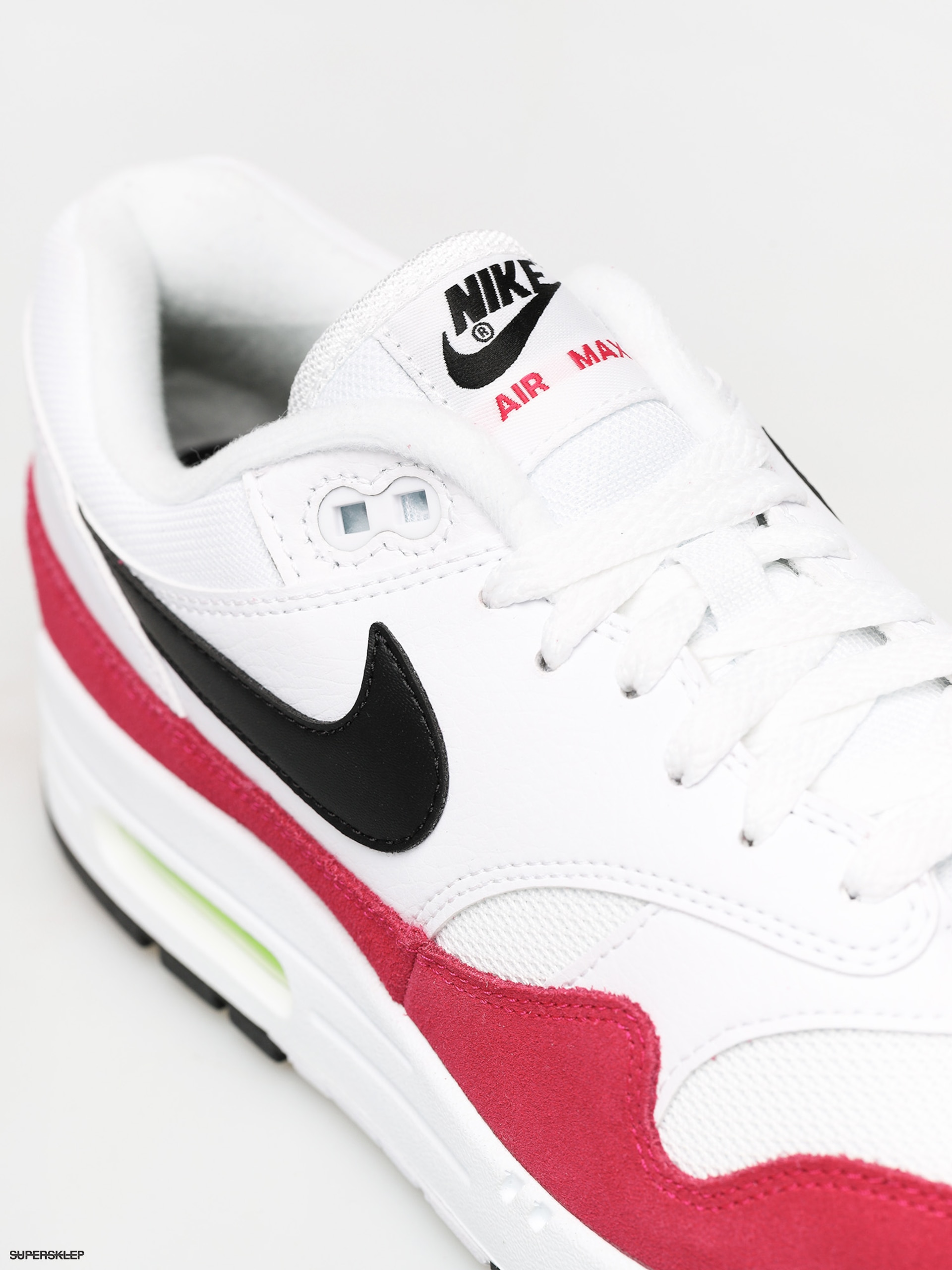 Damskie Nike Air Max 97 w kolorystyce BlackVolt