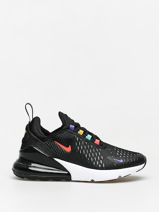 Buty Nike Air Max 270 Wmn (black/flash crimson university gold)