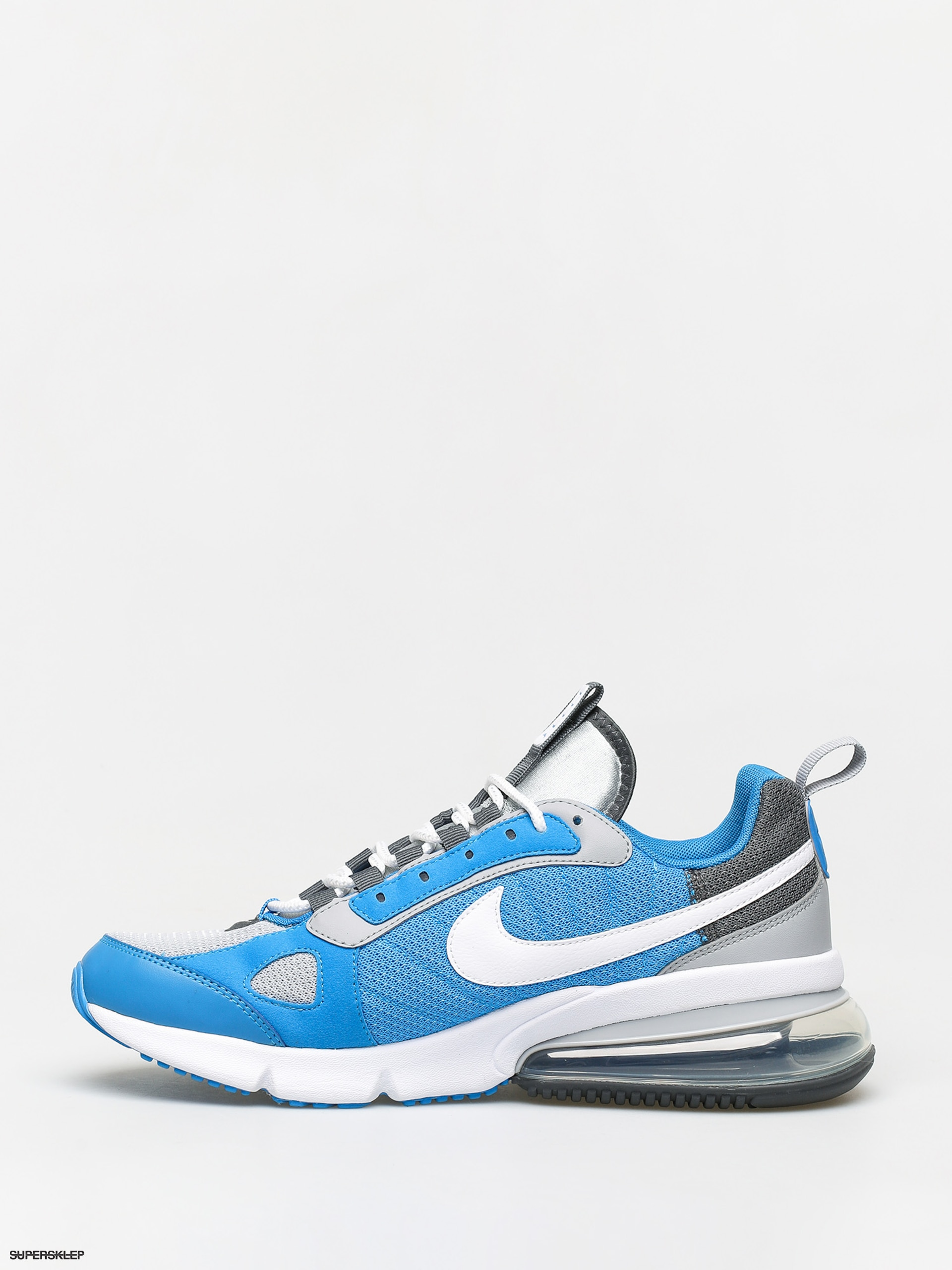 Buty Nike Air Max 270 Futura (wolf greywhite photo blue dark grey)