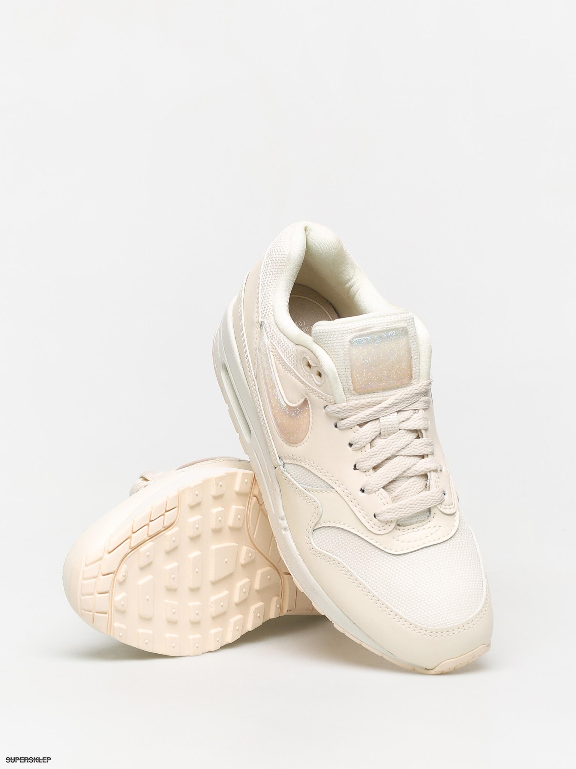 Buty Nike Air Max 1 Premium (pale ivorysummit white)
