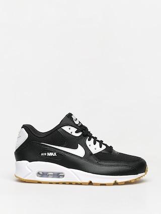 Buty Nike Air Max 90 Wmn (black/white gum light brown white)